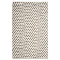 Safavieh Morgan 5' x 8' Hand-Woven Area Rug in Grey