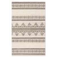Safavieh Brandon 4' x 6' Hand-Woven Area Rug in Ivory