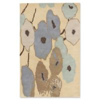 ECARPETGALLERY Abstract 5' X 8' Tufted Area Rug in Beige