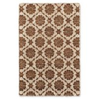 "ECARPETGALLERY Rodrigo 3'11"" X 5'11"" Woven Area Rug in Brown"