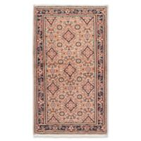 """ECARPETGALLERY Royal Mahal 3' X 5'4"""" Hand-Knotted Area Rug in Beige/ivory"""