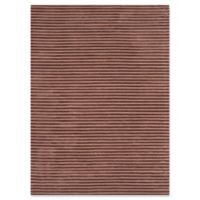 ECARPETGALLERY Reflections 8' X 11' Hand-Knotted Area Rug in Brown