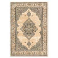 "ECARPETGALLERY Shahrzad 5'3"" X 7'7"" Powerloomed Area Rug in Cream/ivory"