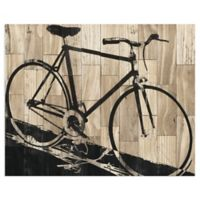 Masterpiece Art Gallery Fixed Gear II 24-Inch x 36-Inch Canvas Wall Art