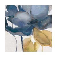Masterpiece Art Gallery Blue Note II 20-Inch Square Canvas Wall Art