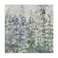 Belles Fleurs 24-Inch x 24-Inch Floral & Botanical Wrapped Canvas Wall Art