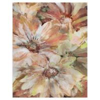 Precious Daisies 22-Inch x 28-Inch Floral & Botanical Rectangle Wrapped Canvas Wall Art