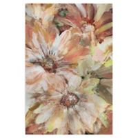 Precious Daisies 24-Inch x 36-Inch Floral & Botanical Rectangle Wrapped Canvas Wall Art