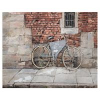 Masterpiece Art Gallery Transportation Live Free 22-Inch x 28-Inch Canvas Wall Art
