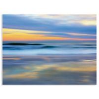 Masterpiece Art Gallery By the Sea 18-Inch x 24-Inch Wrapped Canvas Wall Art