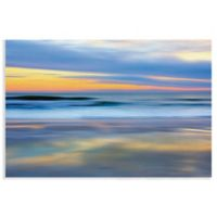 Masterpiece Art Gallery By the Sea 24-Inch x 36-Inch Wrapped Canvas Wall Art