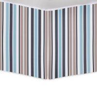 Glenna Jean Ollie & Jack Striped Crib Skirt
