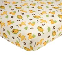 Disney® Lion King's Wild Adventure Fitted Crib Sheets in Ivory (Set of 2)