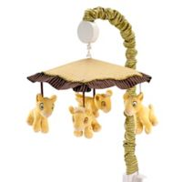 Disney® Lion King's Wild Adventure Musical Mobile in Ivory