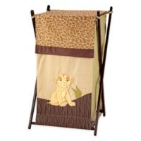 Disney® Lion King's Wild Adventure Folding Hamper in Brown
