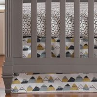 Liz and Roo Fox Den Crib Skirt