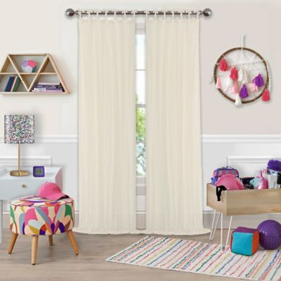 drapes hei curtain redesign view slide shop top cotton tie drape qlt fit textured constrain anthropologie zoom