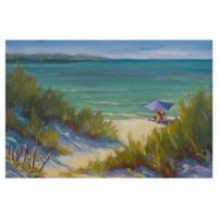 Masterpiece Art Gallery The Right Path 24-Inch x 36-Inch Wrapped Canvas Wall Art
