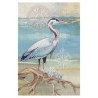 """Masterpiece Art Gallery Lynnea Washburn Coastal & Tropical 24"""" x 36"""" Wall Art"""
