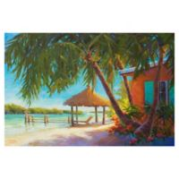"Masterpiece Art Gallery Kathleen Denis Paradise 24"" x 36"" Wrapped Canvas Wall Art"