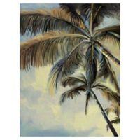 "Masterpiece Art Gallery Studio Arts Beachy Shade 30"" x 40"" Canvas Wall Art"