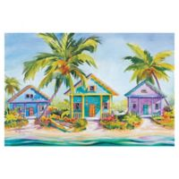 "Masterpiece Art Gallery Kathleen Denis Island Charm 24"" x 36"" Canvas Wall Art"
