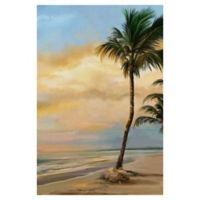 "Masterpiece Art Gallery Studio Arts Tropical 24"" x 36"" Wrapped Canvas Wall Art"