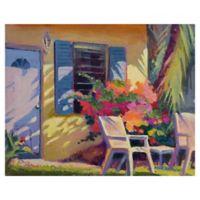 "Masterpiece Art Gallery Kathleen Denis Key Largo Morning 22"" x 28"" Wall Art"