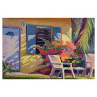 "Masterpiece Art Gallery Kathleen Denis Key Largo Morning 24"" x 36"" Wall Art"