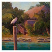 "Masterpiece Art Gallery Kathleen Denis Morning Lookout 24"" x 24"" Canvas Wall Art"