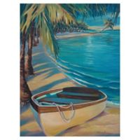 "Masterpiece Art Gallery Kathleen Denis Quiet Cove 30"" x 40"" Canvas Wall Art"
