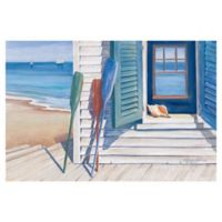 "Masterpiece Art Gallery Kathleen Denis Seashore 24"" x 36"" Canvas Wall Art"