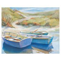 Kathleen Denis Coastal 22-Inch x 28-Inch Wrapped Canvas Wall Art