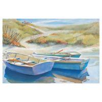 Kathleen Denis Coastal 24-Inch x 36-Inch Wrapped Canvas Wall Art