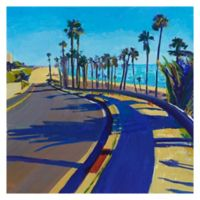 Masterpiece Art Gallery California Dreaming III 30-Inch Square Wrapped Canvas Wall Art