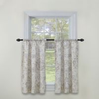 Sariz 45-Inch Rod Pocket Window Curtain Tier in Pearl