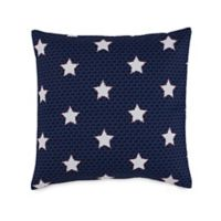 Southern Tide® Alcott Pass Square Throw Pillow in Navy