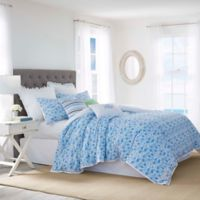 Southern Tide® Laurel Falls Queen Comforter Set in Blue