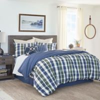 Southern Tide® Royal Pine Twin Comforter Set in Navy