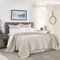 Southern Tide Market Square Full/Queen Quilt in Khaki