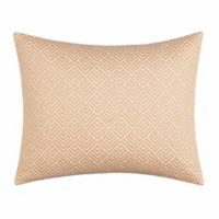 Tommy Bahama® Sunrise Stripe Sand Oblong Throw Pillow