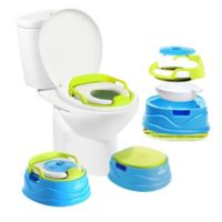 Squat-N-Go® Babyloo Bambino 3-in-1 Potty Trainer in Blue