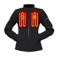 ActionHeat™ Women's 5V Extra-Large Battery Heated Jacket in Black
