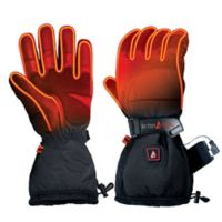 ActionHeat™ Women's Medium 5V Battery Heated Snow Gloves in Black