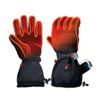 ActionHeat™ Women's Extra-Large 5V Battery Heated Snow Gloves in Black