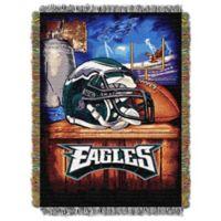 NFL Philadelphia Eagles Tapestry Throw