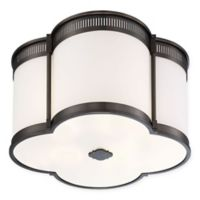Minka Lavery® 1-Light LED Flush Mount Fixture in Oil Rubbed Bronze