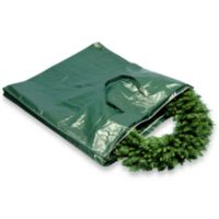 Heavy-Duty Wreath and Garland Storage Bag