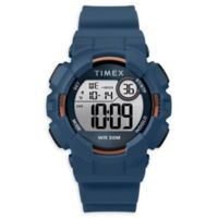 Timex® Mako Unisex 44mm TW5M235009J Digital Watch