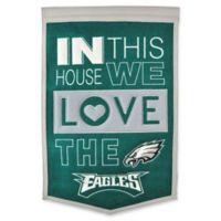 NFL Philadelphia Eagles Home Banner